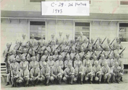 Co C 29th ITB 2nd Platoon