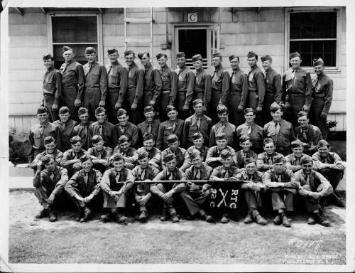 The Trainees - 1st Platoon, Co. C, 32nd Battalion, 6th Regiment