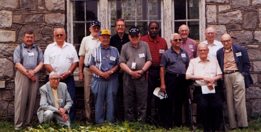 Vets at 2003 Reunion